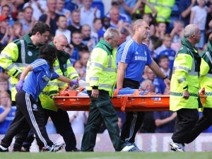 Drogba: 'I'm lucky to be alive'