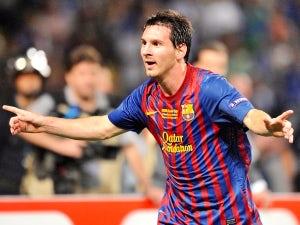 Result: Barcelona 3-0 Racing Santander