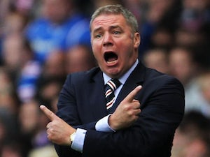 McCoist disappointed with Rangers display