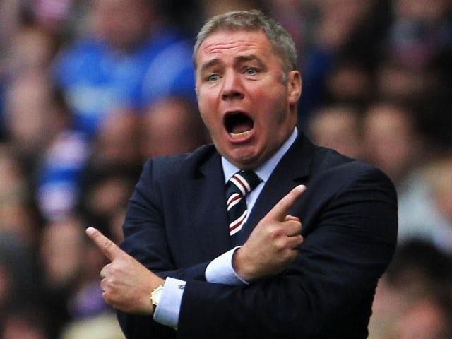 Rangers hope for Brozek loan deal