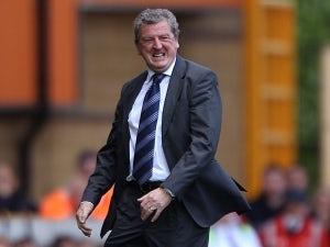 Hodgson holds