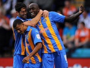 Result: Shrewsbury 2-1 Crawley
