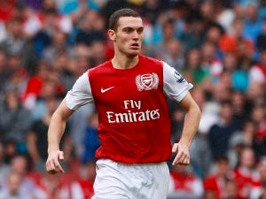 Vermaelen excited by Cazorla