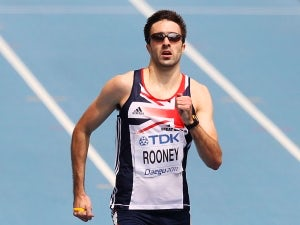 Result: Rooney out of men's 400m
