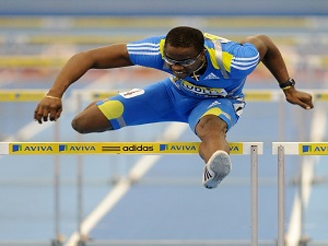 Result: Dayron Robles claims 110m hurdles gold