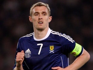 Fletcher to train with Scotland