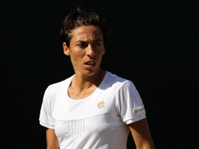 Result: Schiavone crashes out of Australian Open