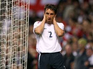 Neville: England not good enough to win the Euros