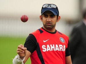 Gambhir left out by India