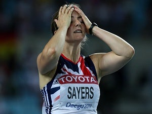Sayers exits Olympic Games