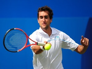 Result: Cilic overcomes Andujar in Cincinnati