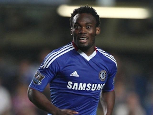 Team News: Essien on Chelsea bench