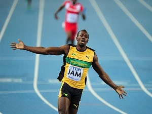 Bolt: 'I will defend Olympic sprint titles'