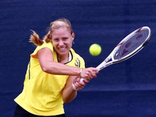 Result: Kerber ousts Kvitova in Rome