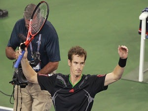 Murray looking to overtake Federer