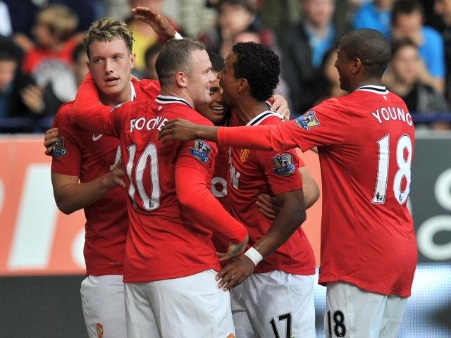 Jones delighted to open Man Utd account
