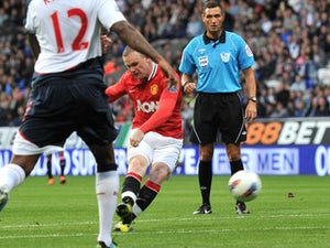 Rooney could miss United's next two games