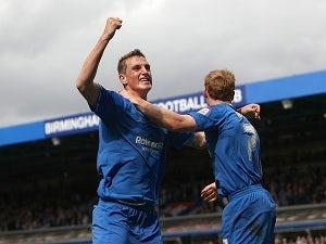 Result: Birmingham 2-0 Leicester