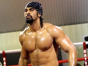 Haye plans acting career