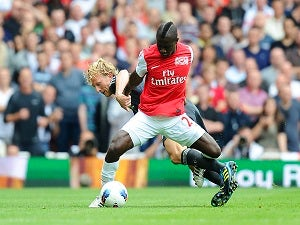 Frimpong happy with first-team return