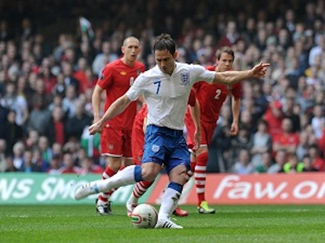 Result: England 1-1 Ukraine