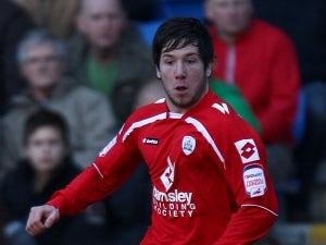Butterfield joins Bolton on loan