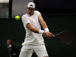 Result: Isner wins battle of the Americans