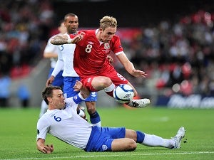 Collison and King out for Wales