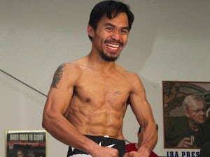 Pacquiao: 'Beltran will beat Burns'