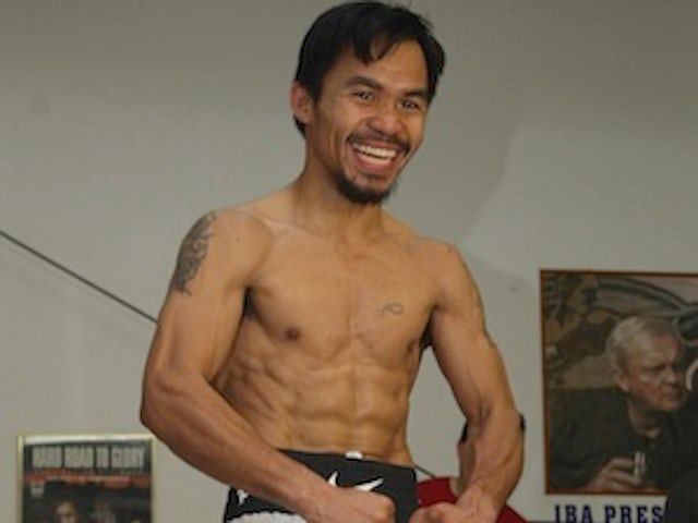 Pacquiao to team with 50 Cent?
