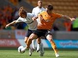 Luka Modric, Kevin Doyle