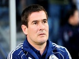 Nigel Clough`