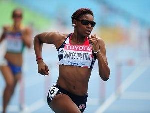 Shakes-Drayton into 400m hurdles