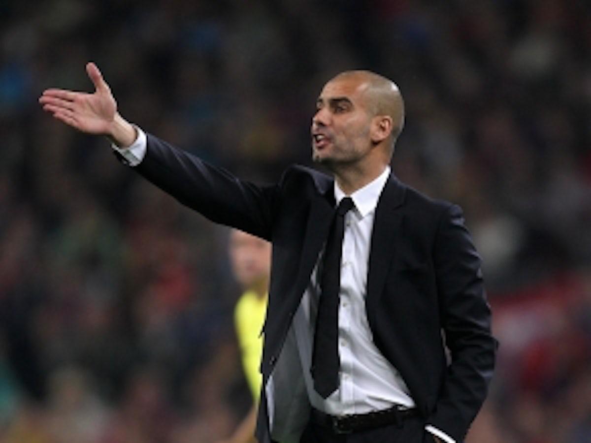 Roma chief admits Pep Guardiola approach - Sports Mole