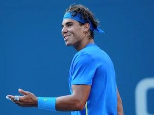Result: Nadal breezes through in Barcelona
