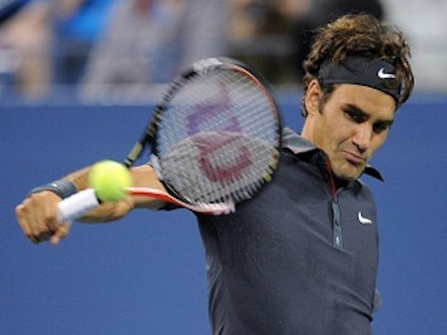 Result: Federer blasts through to second round