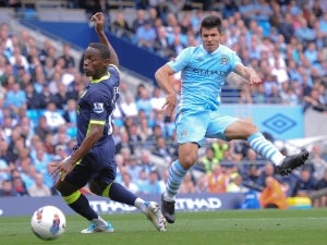 City play down Aguero injury