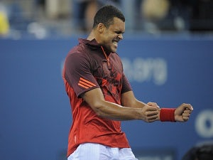 Result: Tsonga downs Benneteau