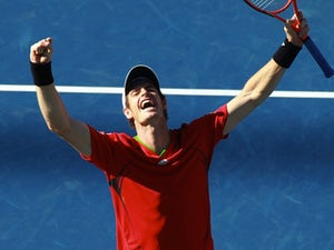 Murray through to Thai Open final