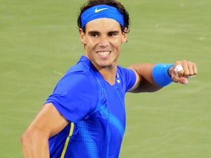 Nadal pleased with