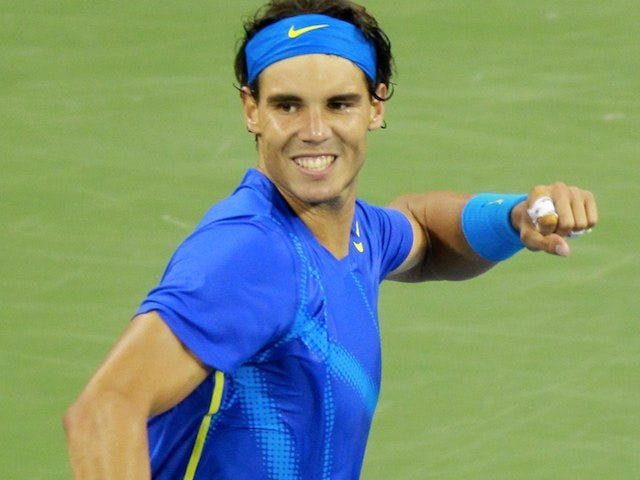 Nadal happy with comeback victory
