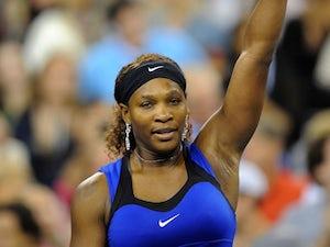 Result: Unwell Serena into Cincinnati quarters