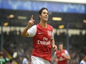 Arteta wants Emirates fortress