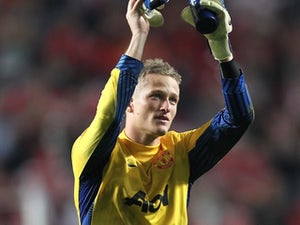 Lindegaard withdraws from Denmark squad