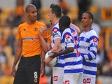 Joey Barton and Karl Henry