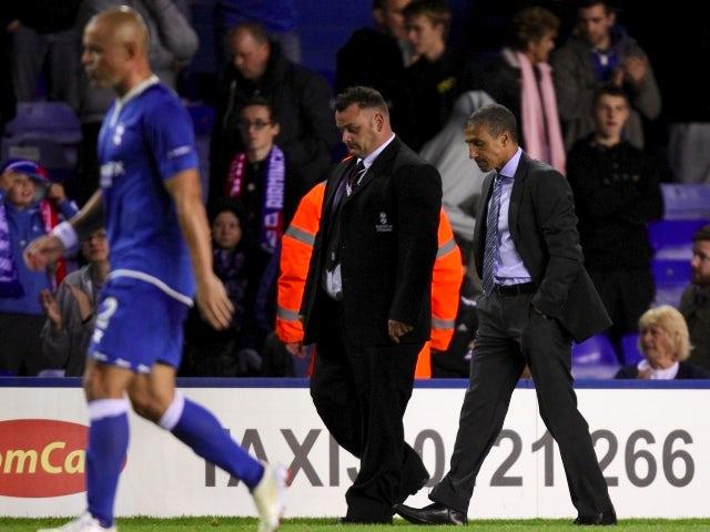 Result: Birmingham 2-2 Derby