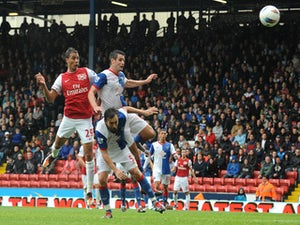 Wenger: Chamakh is staying put