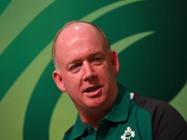 Gilroy to make Ireland start