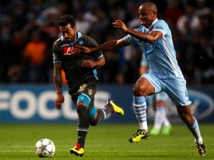 Lavezzi backs Napoli for Scudetto