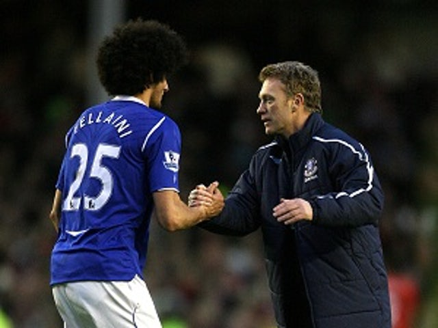 Moyes eyes Fellaini swoop?